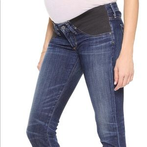 Citizens of Humanity Racer Skinny Maternity Jeans